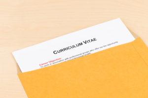 履歴書で封筒の書き方やマナーは?
