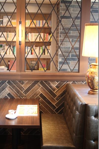 本と珈琲 梟書茶房