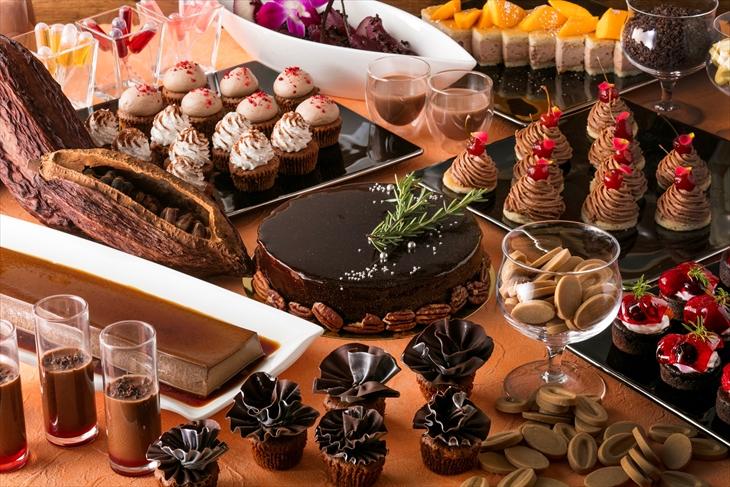 チョコレートの森から Sweets Wonderland