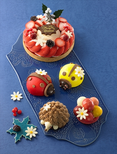 『新宿小田急』クリスマスケーキ