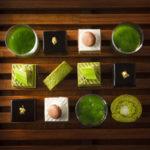 サンドウィッチ&スイーツビュッフェ 抹茶とメロンとチョコレート