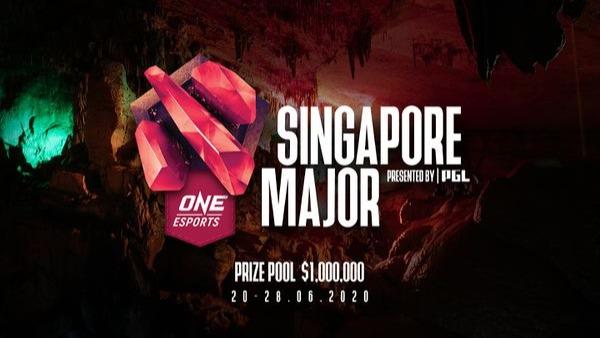 ONE Esports Singapore Major 2020