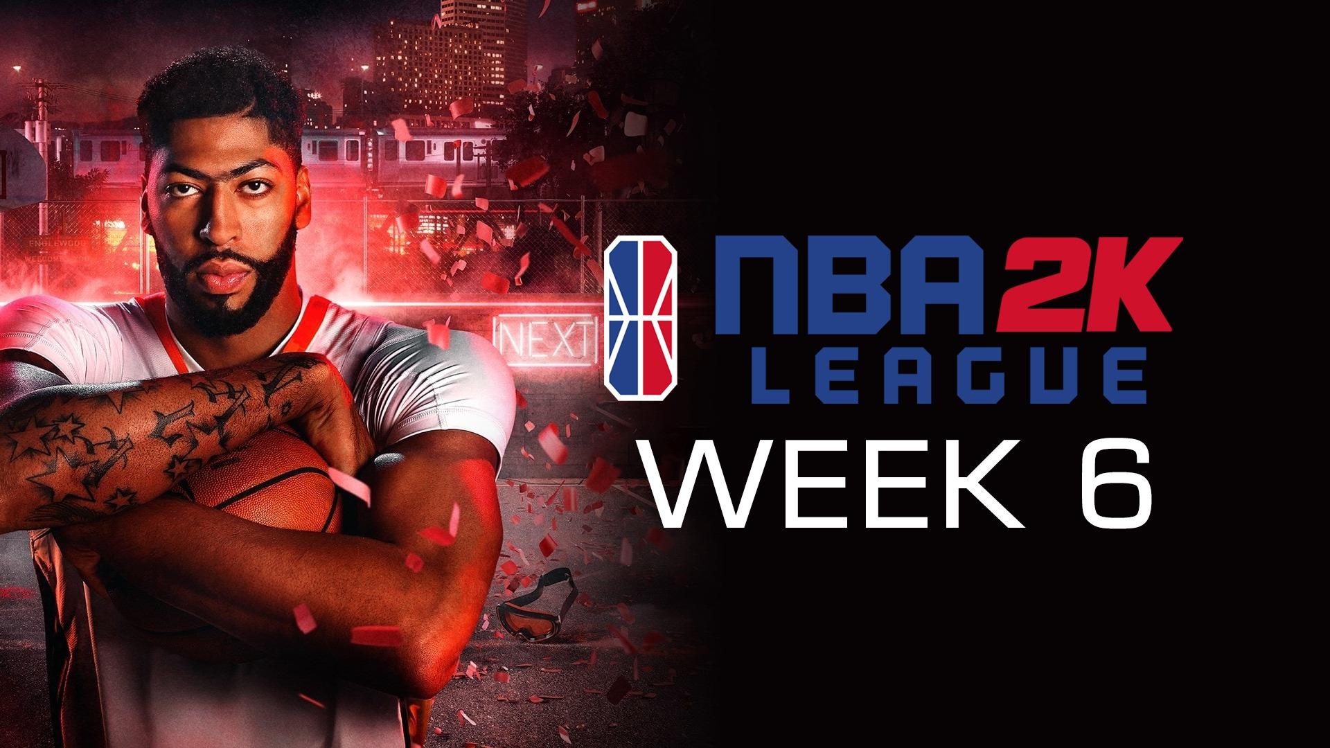 NBA2K League – Week 6