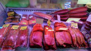 サハリンの魚類