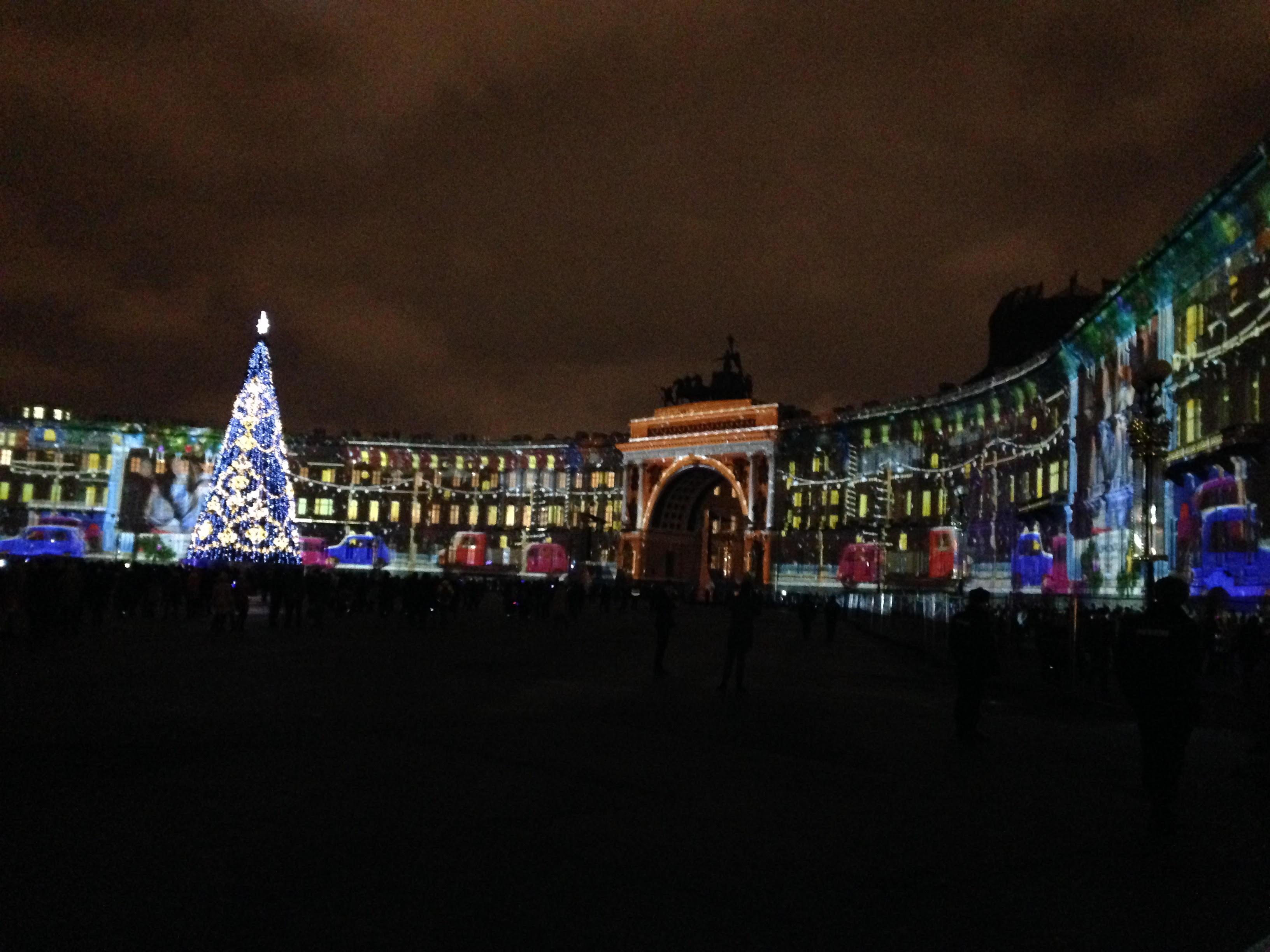 ロシアのクリスマス