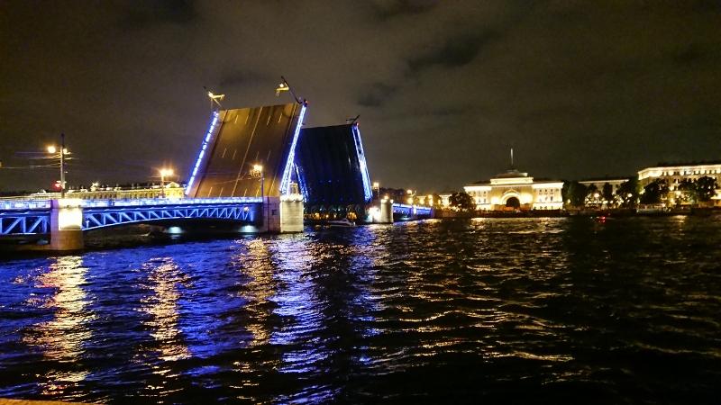 ネヴァ川(サンクトペテルブルク)