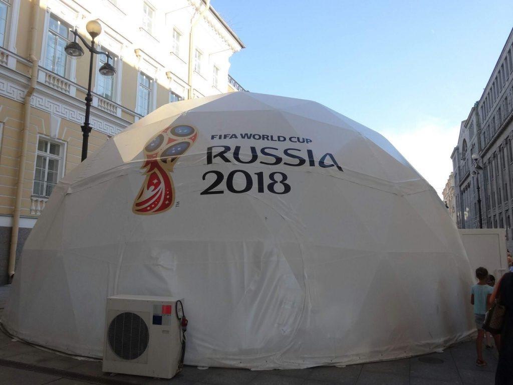 2018年ロシアワールドカップ