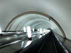 モスクワの地下鉄