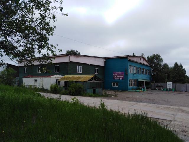 Торги №15637 Лот №51598 Комплекс зданий - торги по банкротству 1