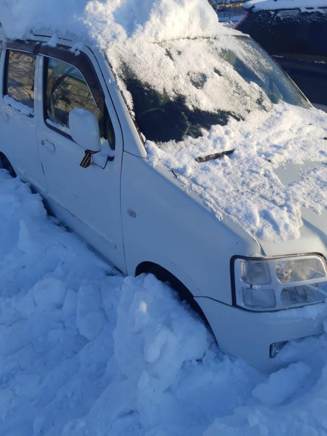 Торги №5579 Лот №13422 Автомобиль «SUZUKI WAGON SOLIO» 2003 г - торги по банкротству 4
