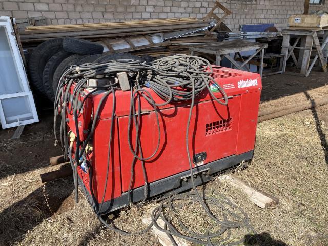 Торги №96819 Лот №179814 Дизельный Сварочный агрегат shindaiwa dgw400dmk/ru - торги по банкротству 1