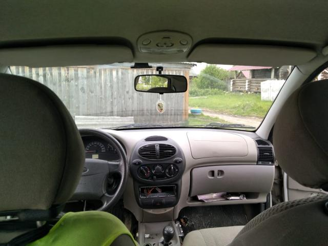 Торги №99359 Лот №182729 Легковой автомобиль, марка: LADA, модель: KALINA - торги по банкротству 4