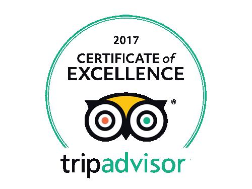Tripadvisor Excellence Icon