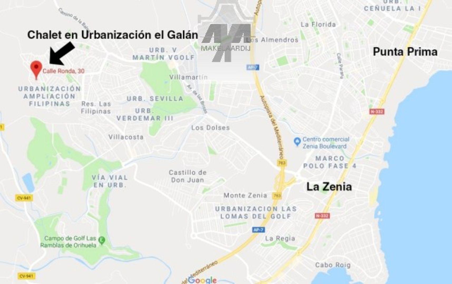 San Miquel de Salinas, El Galan foto-29