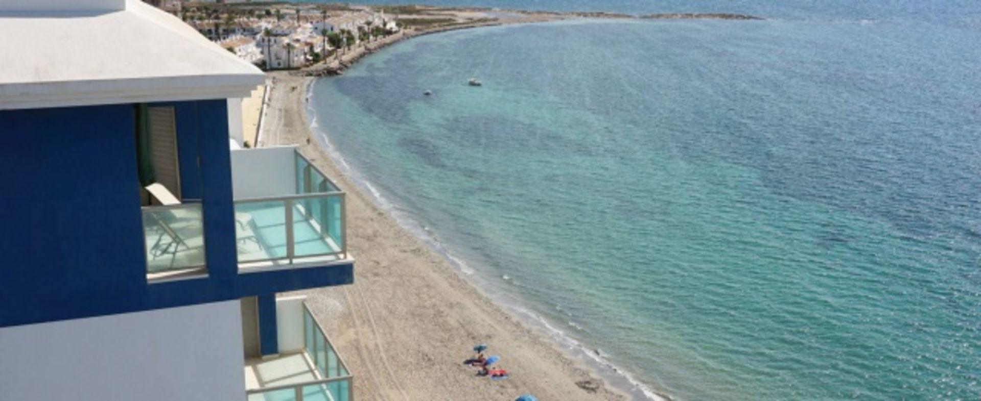 La Manga del Mar Menor, La Manga foto-1