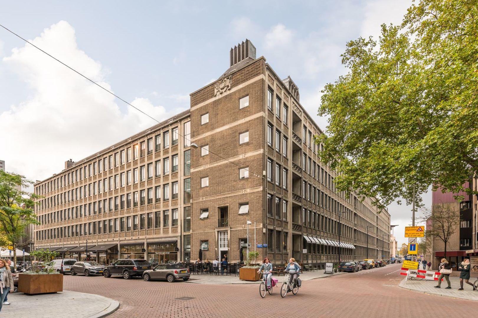 Halvemaanpassage, Rotterdam foto-39