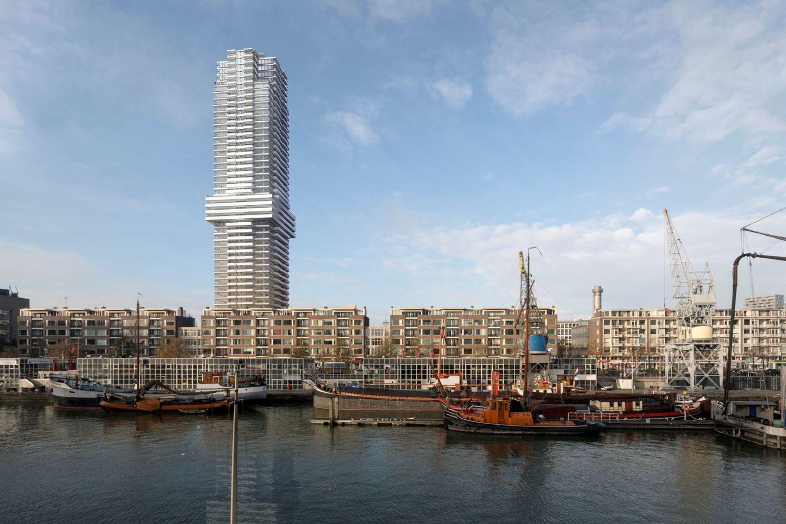 Cooltower, Rotterdam foto-1