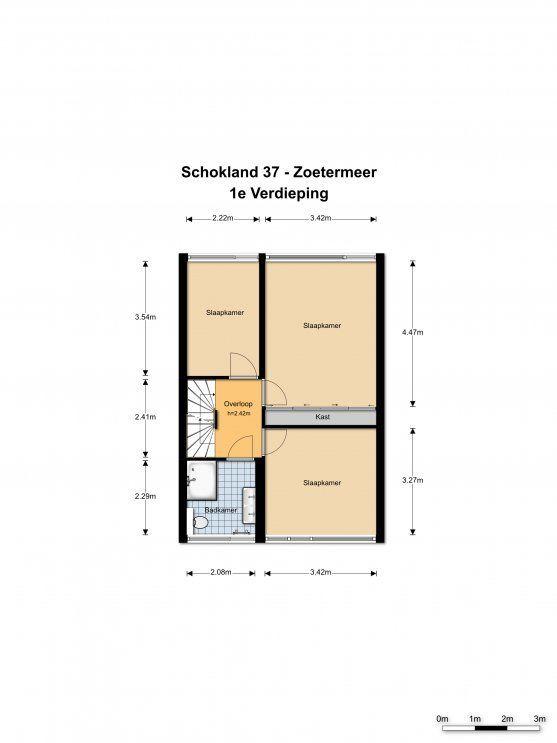 Schokland 37, Zoetermeer foto-64