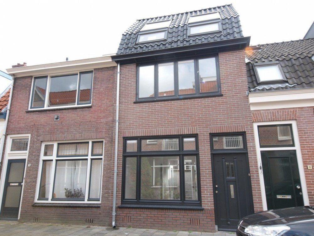 Bekkerstraat, Utrecht foto-0