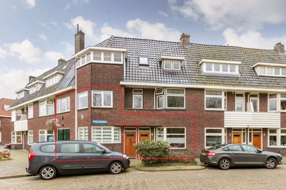 Dodt van Flensburglaan, Utrecht foto-0