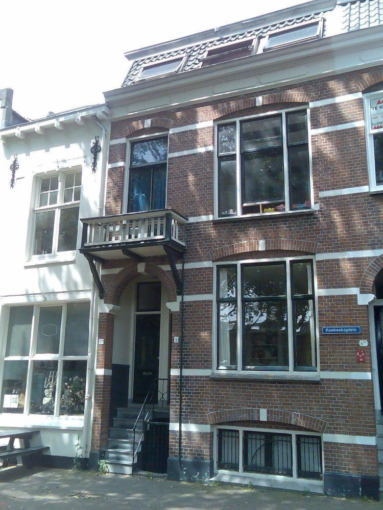 Koekoeksplein, Utrecht foto-0