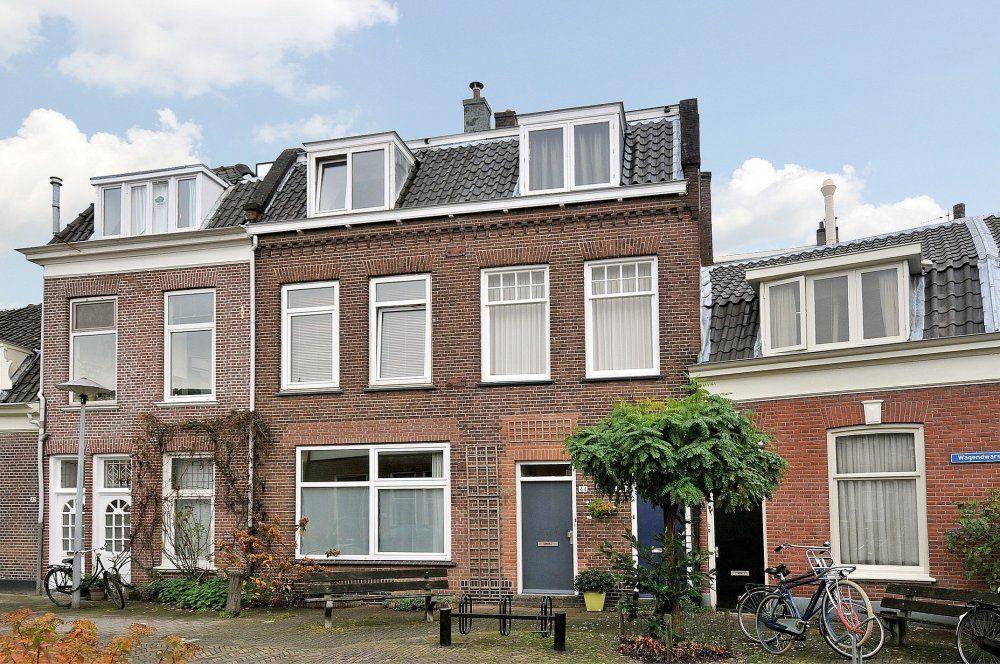 Wagendwarsstraat, Utrecht foto-0