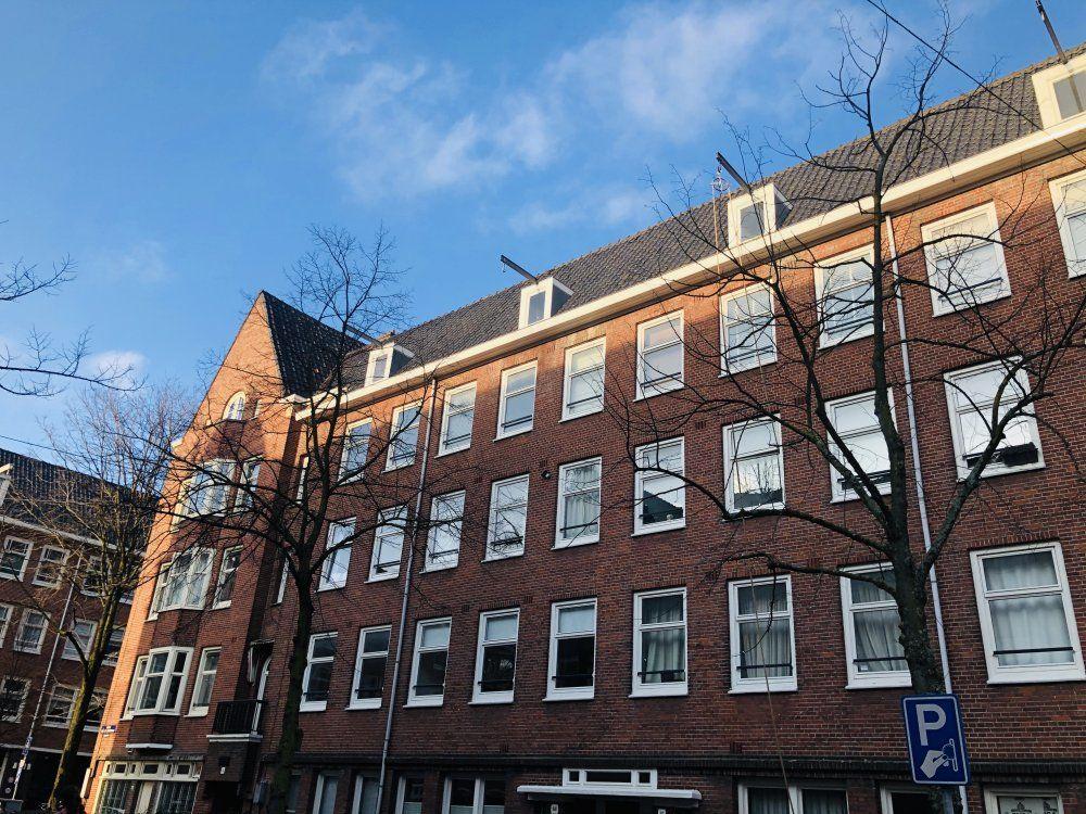 Eerste Hugo de Grootstraat, Amsterdam foto-0