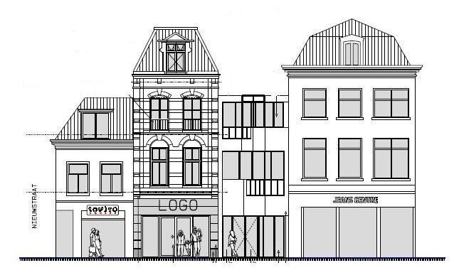 Nieuwstraat, Haarlem foto-1