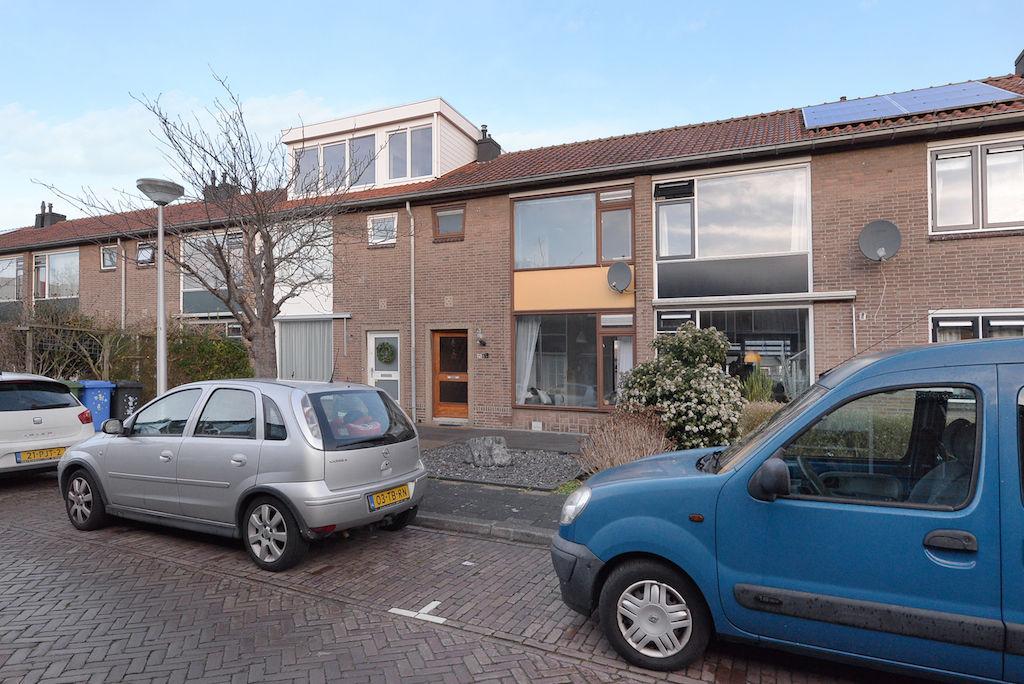 Prof. Oudemansstraat 25, Delft foto-1