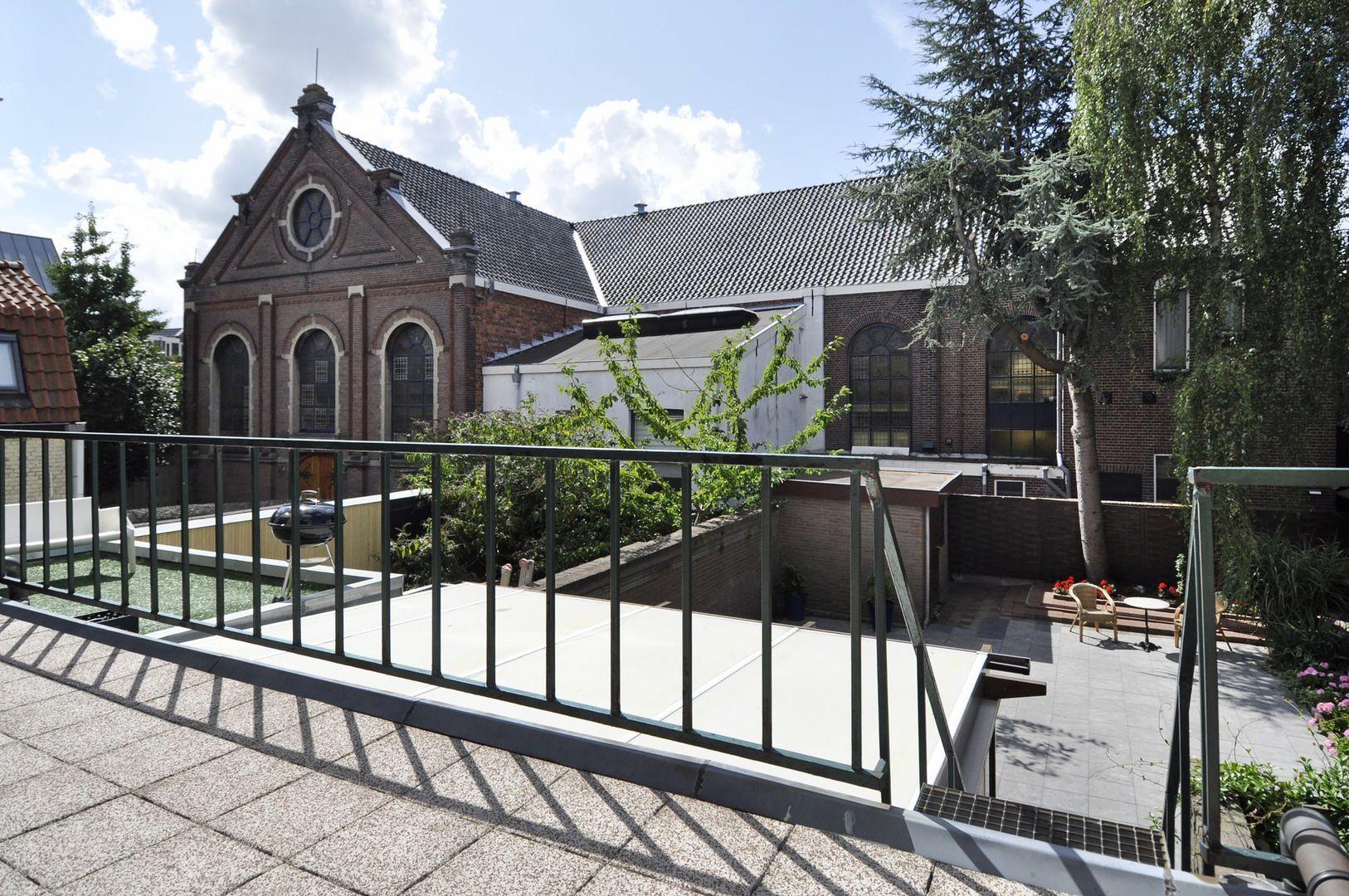 Achterom 54 54a, Delft foto-15