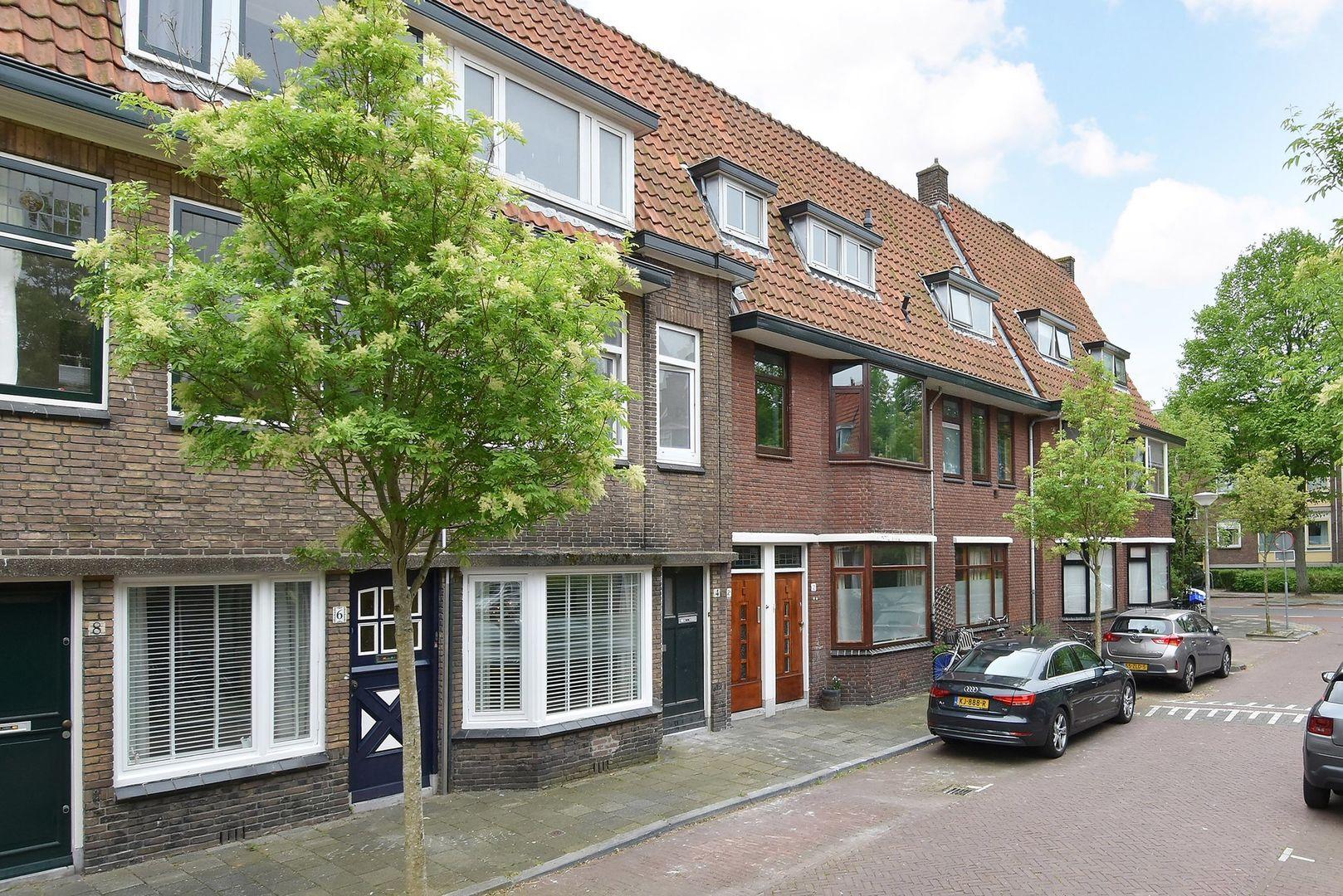 Caspar Fagelstraat 6, Delft foto-1