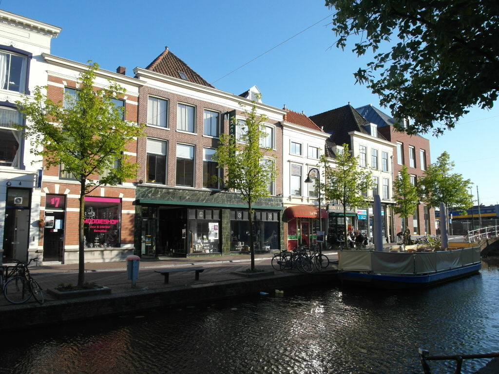 Binnenwatersloot 15 V, Delft foto-0