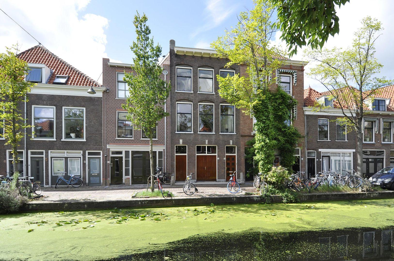Achterom 54 54a, Delft foto-0