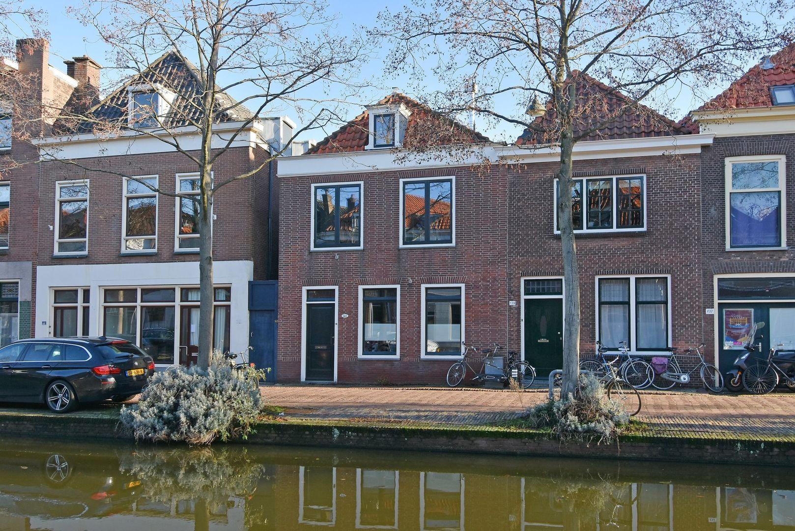Achterom 141, Delft foto-0