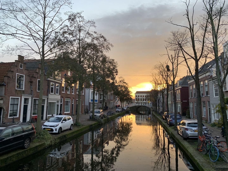 Achterom 29, Delft foto-30