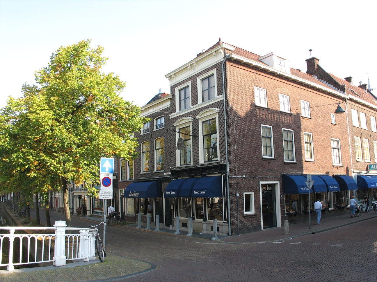 Oude Delft 84 I, Delft foto-0