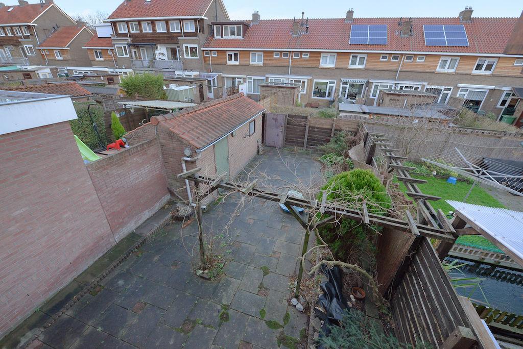 Prof. Oudemansstraat 25, Delft foto-15