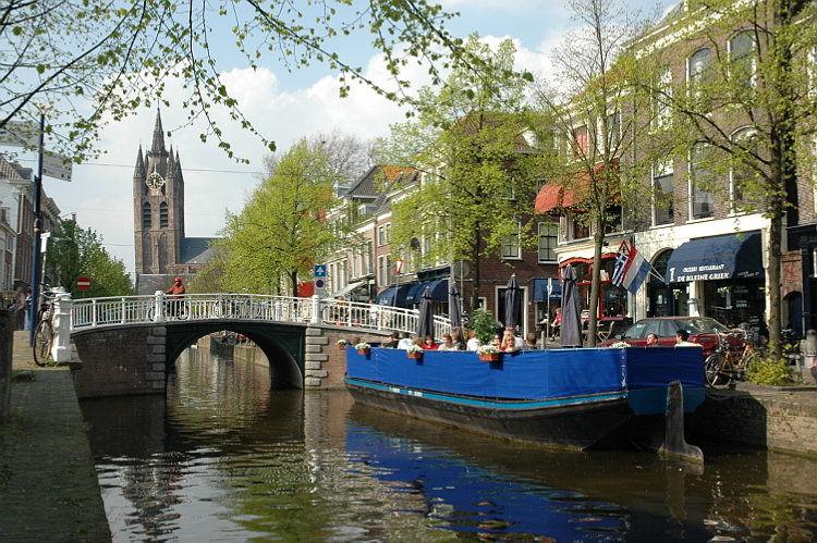 Oude Delft 84 I, Delft foto-1