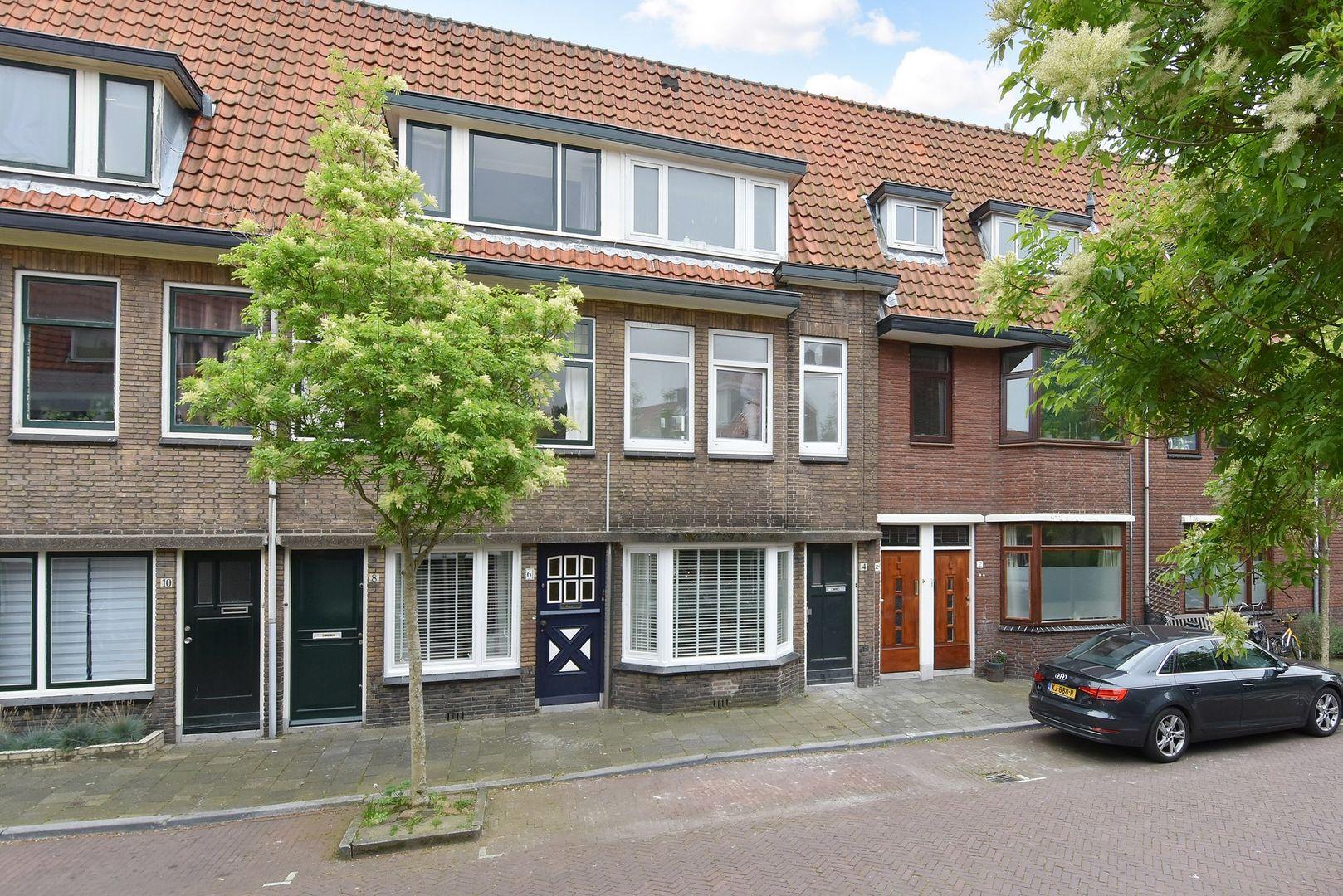 Caspar Fagelstraat 6, Delft foto-0