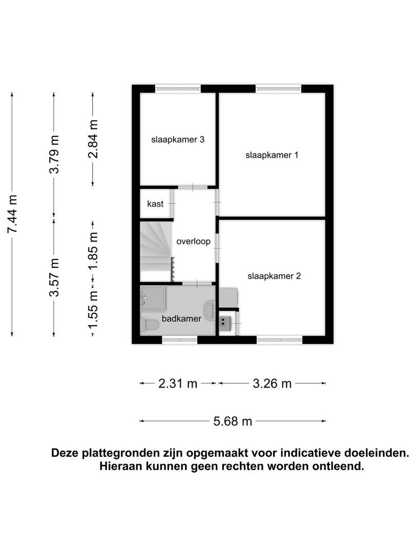 Oranjeplein 18 i plattegrond-19