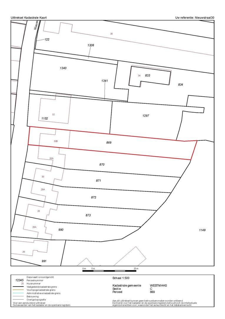 Nieuwstraat 30 B plattegrond-36