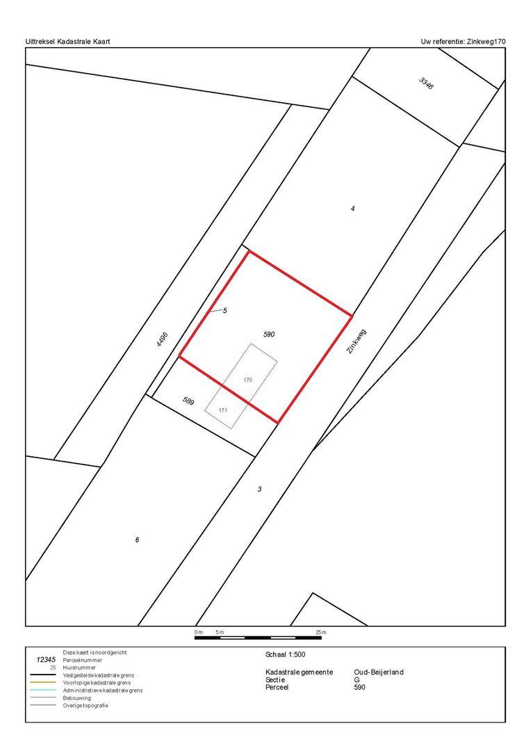 Zinkweg 170 plattegrond-32