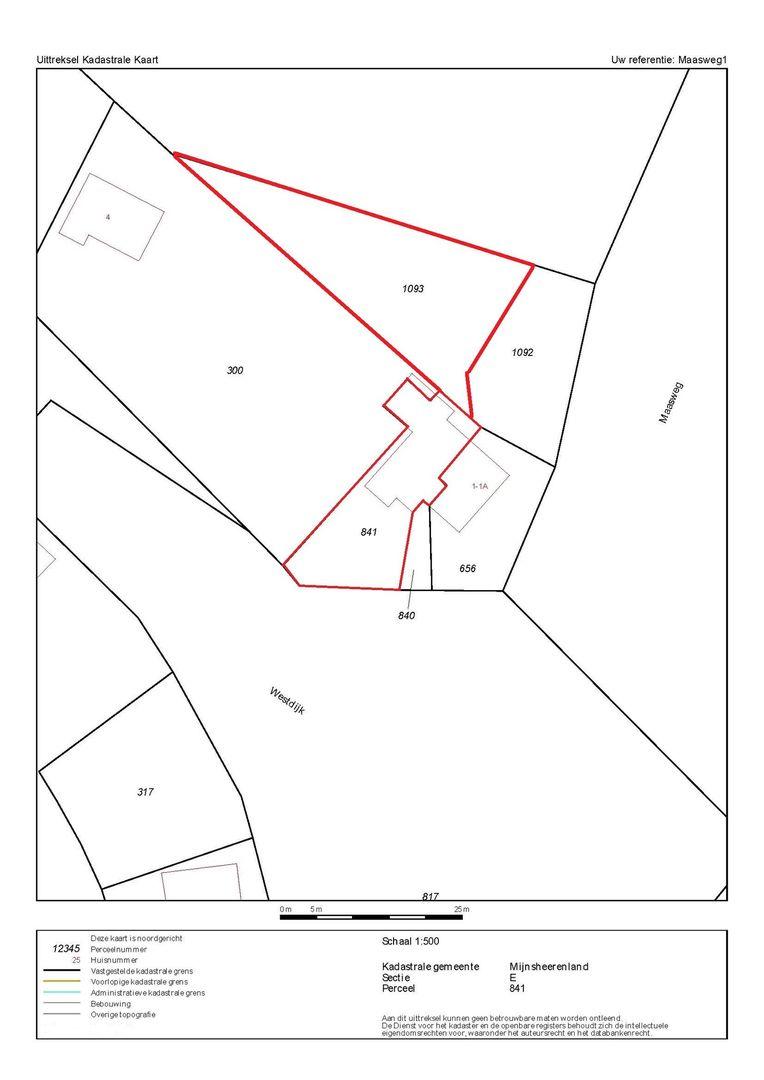 Maasweg 1 a plattegrond-33
