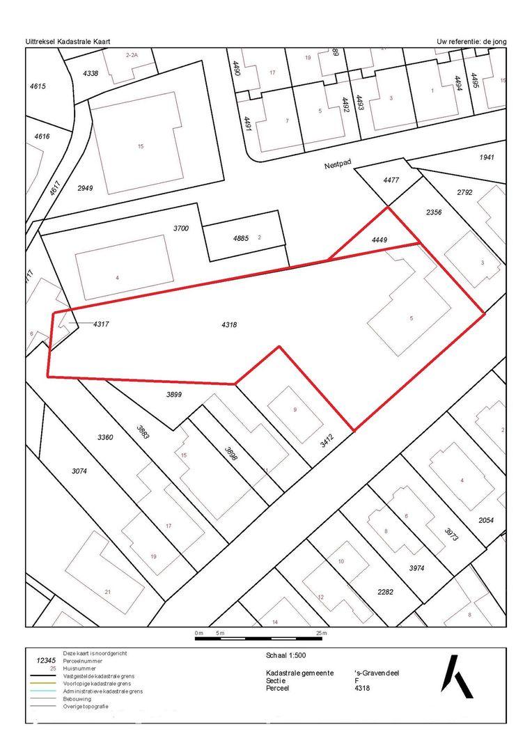 Groene Kruisstraat 5 plattegrond-23