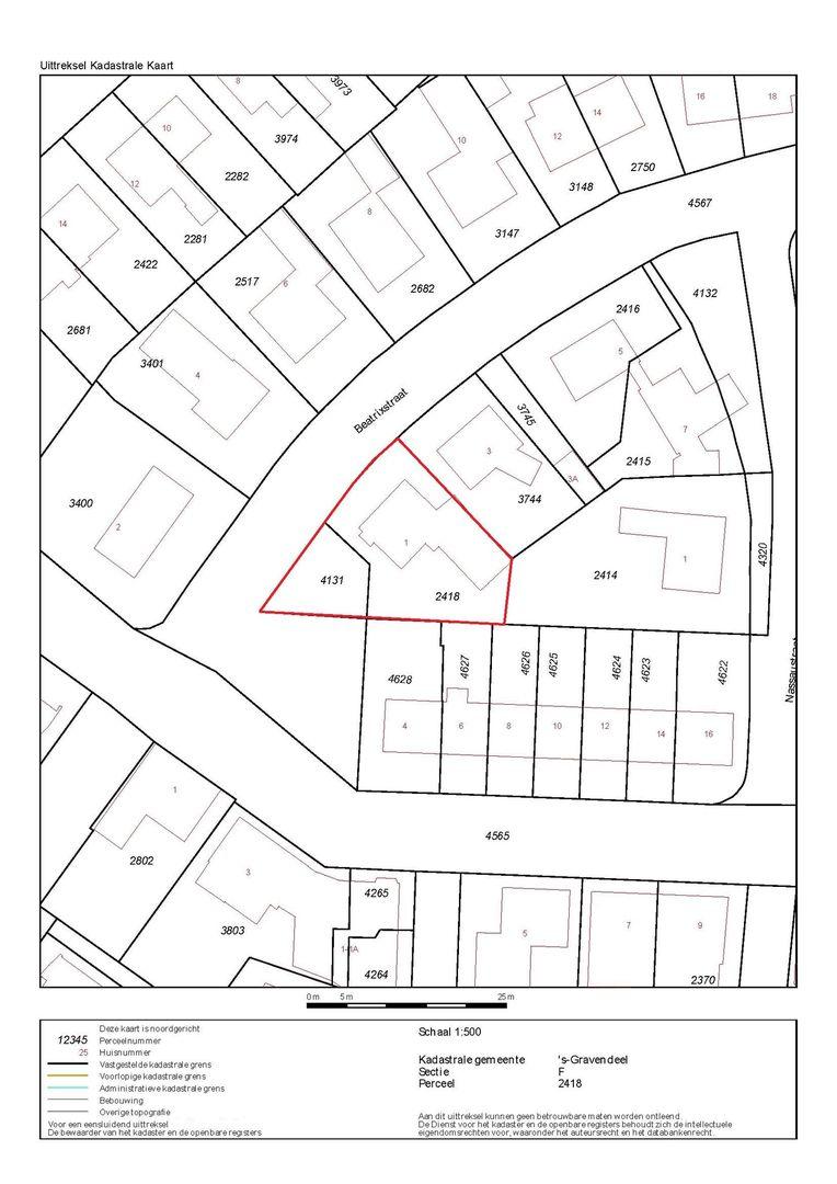 Beatrixstraat 1 plattegrond-36