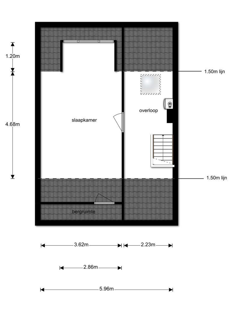 M. Oosteromstraat 6 plattegrond-23