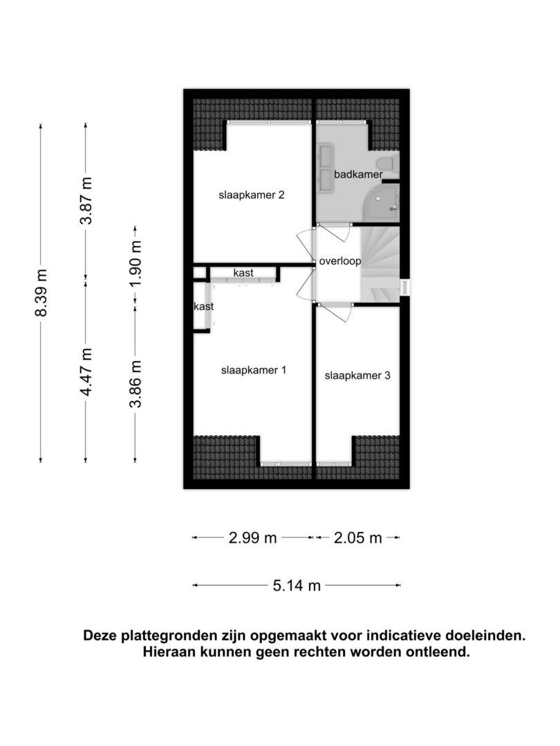 Biezenbleek 8 plattegrond-25