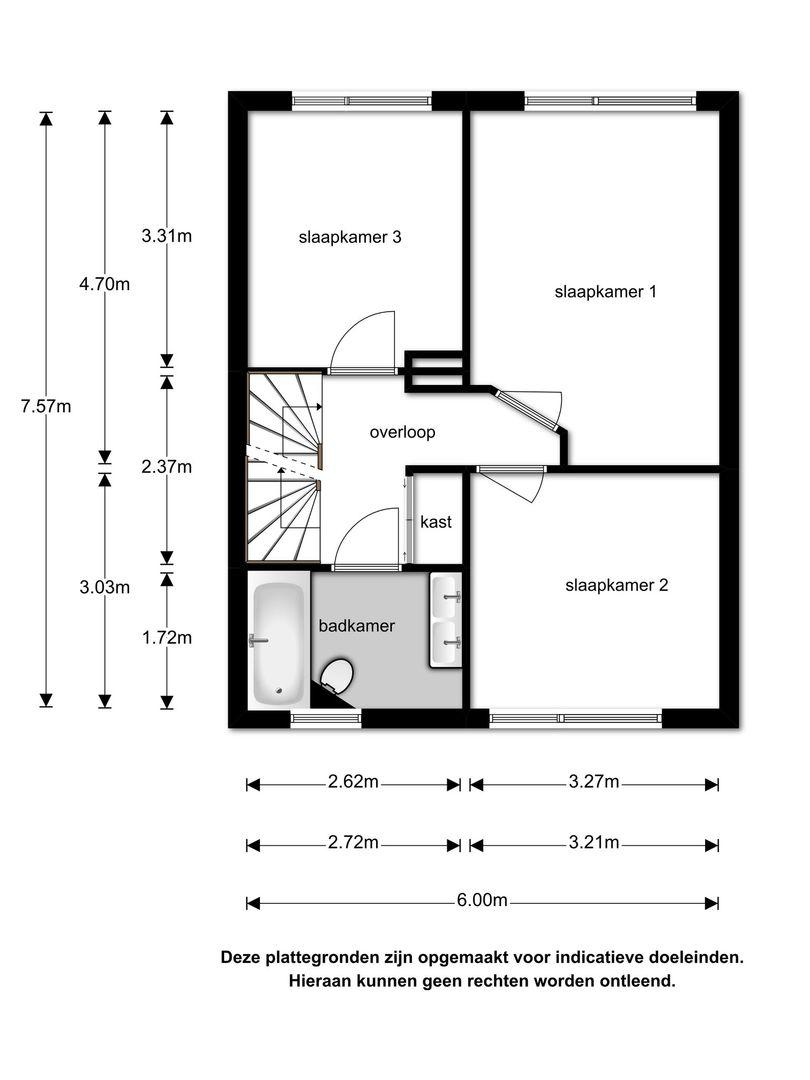 van Oldenbarneveldstraat 15 plattegrond-27