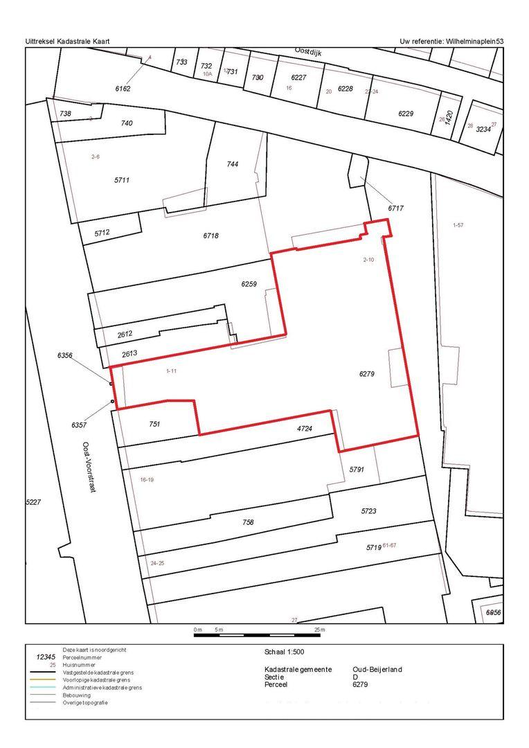 Wilhelminaplein 53 plattegrond-26