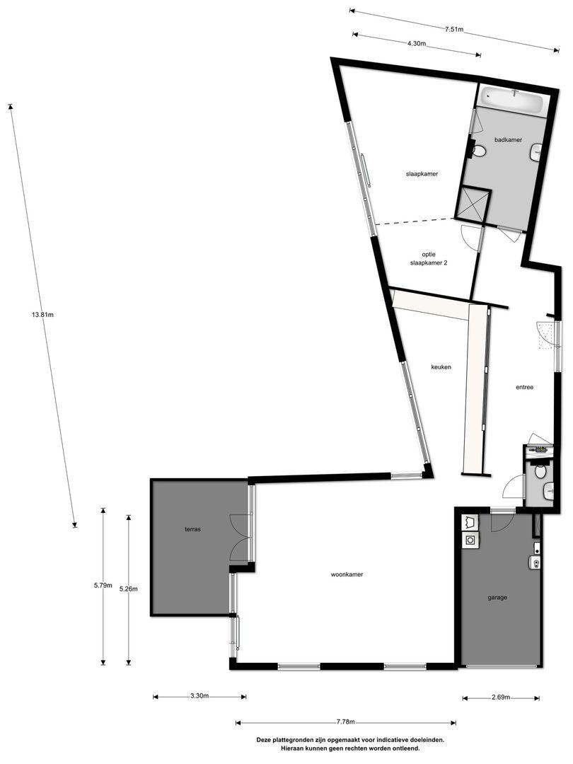 Dokter Kroesenring 1 plattegrond-27